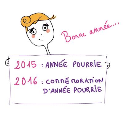 agathe, albane devouge, année pourrie, commémoration, dessin, humour, illustration, illustratrice,
