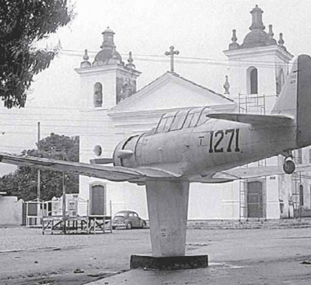 Nossa Senhora do Loreto aviação