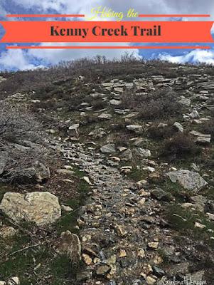 Hiking Kenny Creek Trail, Bountiful  Utah