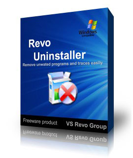 Revo Uninstaller to uninstall and remove unwanted programs installed on computer