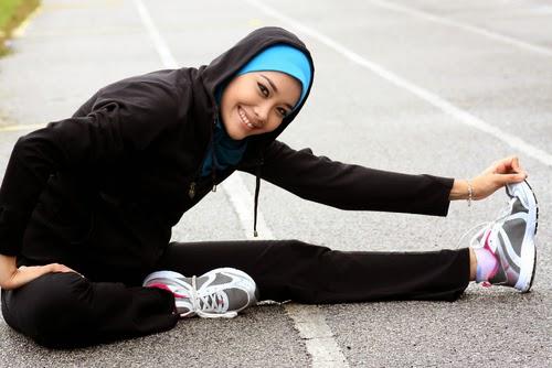 Cara agar badan tetap bugar