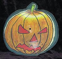 Picture disc de la canción Halloween del grupo Helloween