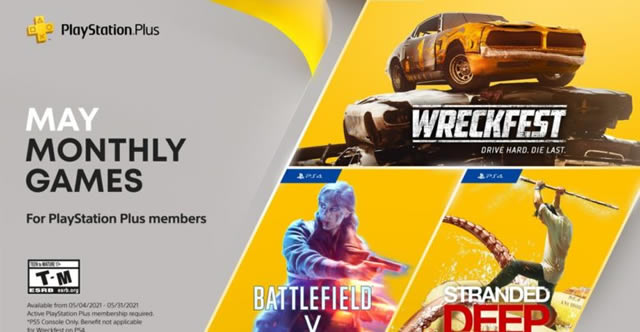 We found out which PS Plus games await us in May