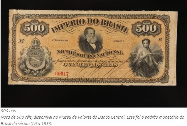 Curiosidades│O real é o padrão monetário mais longevo a circular no Brasil?