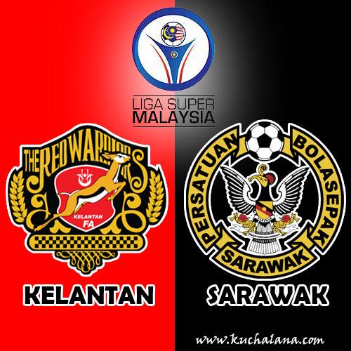 Liga Super 2016 Preview : Kelantan vs Sarawak