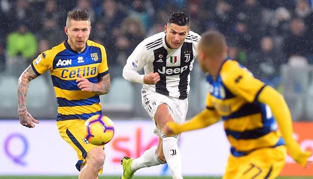 Juventus vs Parma Biss Key AsiaSat 5 Jumat, 23 Agustus 2019