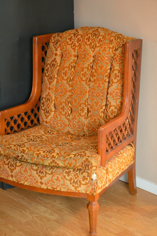 The Chair that Started it All