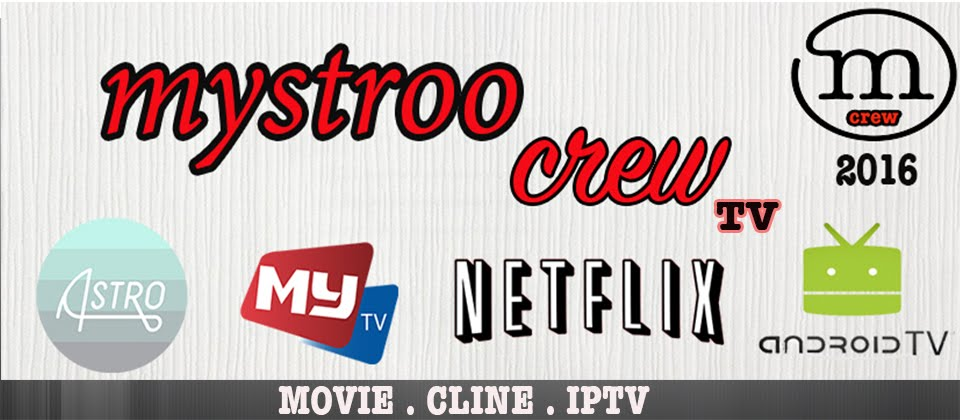 Mystroo Crew TV : INFO TENTANG MYTV DAN CARA MENDAPATKAN