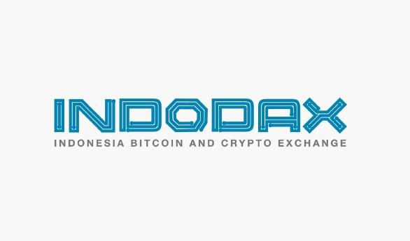 Gambar Logo Marketplace Kripto Indodax