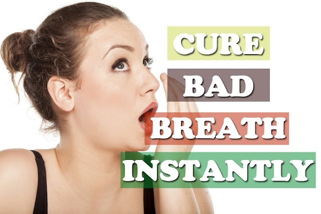 How I got Rid of my Bad Breath after Many Years