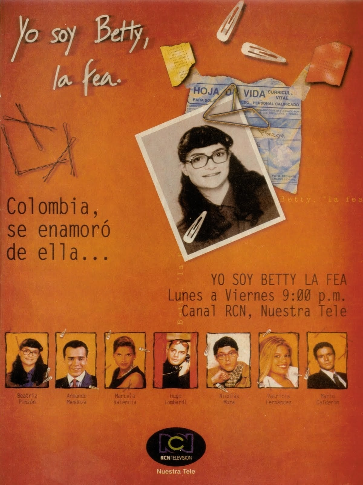 Betty, la fea 1×62 Latino