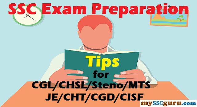 ssc-exam-preparation