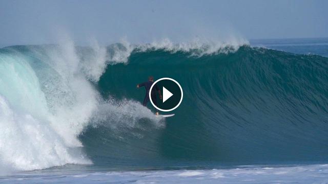 Surfing PERFECT Barrels in San Diego Summer 2021