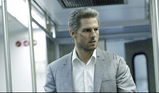Tom Cruise in Michael Mann's Collateral