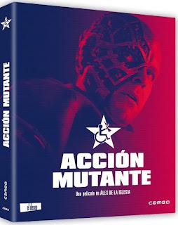 Acción Mutante [BD25] – Castellano