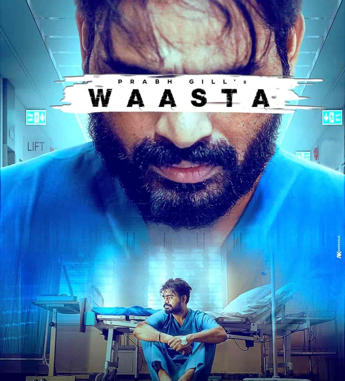 Waasta Punjabi Song Lyrics Prabh Gill