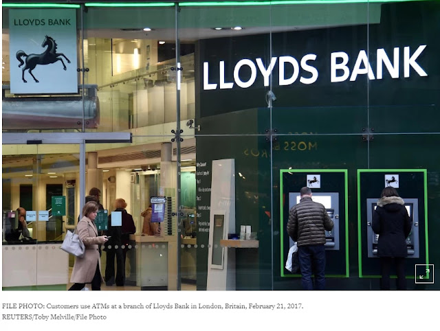 Pandemic pushes Lloyds Bank into the pink as terrible debt fears rise