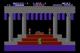 The Rpg Consoler Game 2 Zelda Ii The Adventure Of Link Nes