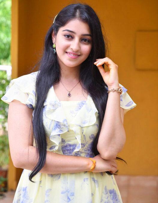 Tryitham Movie Actress Mouryaani Photos Actress Trend