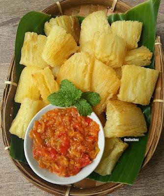 Resep Cemilan Singkong Goreng