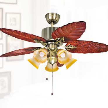 Hỏi đáp: Có nên mua đèn quạt trần trang trí phòng khách hay không?