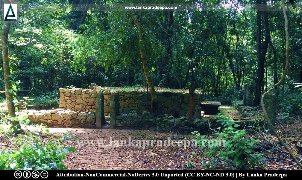 The Bodhigharaya, Namal Uyana