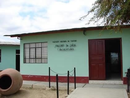 Museo de sitio Cabeza de Vaca - Gran Chilimasa