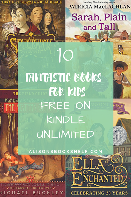 Kids Books on Kindle Unlimited