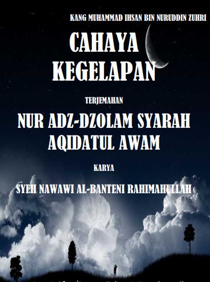Download Terjemah Nur Dzolam - Syarah Aqidatul Awam