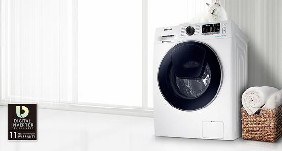 Máy giặt Samsung WW85K54E0UW/SV