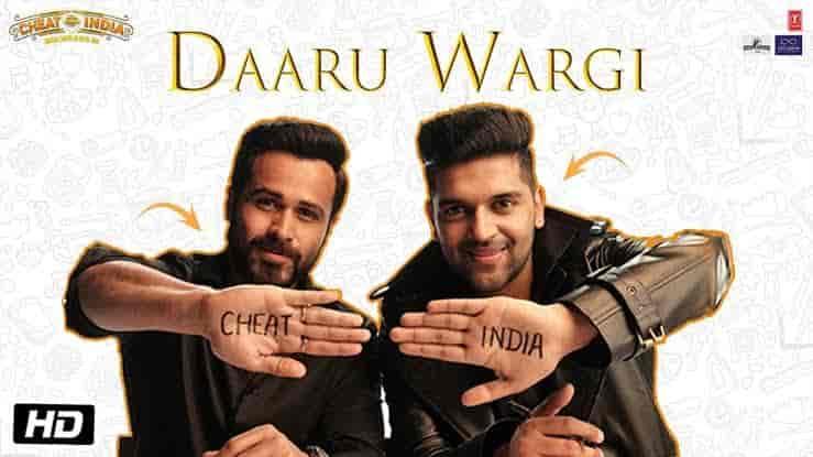 Daaru Wargi Punjabi Song Lyrics, Sung by Guru Randhawa