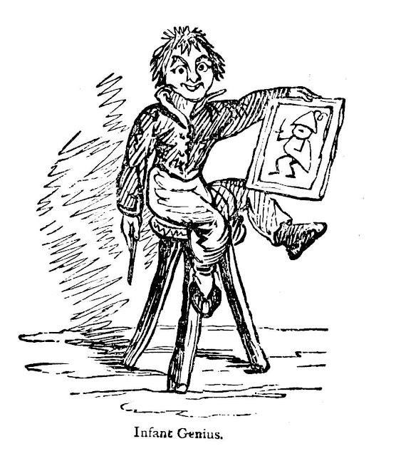 artist genius cartoon 1881