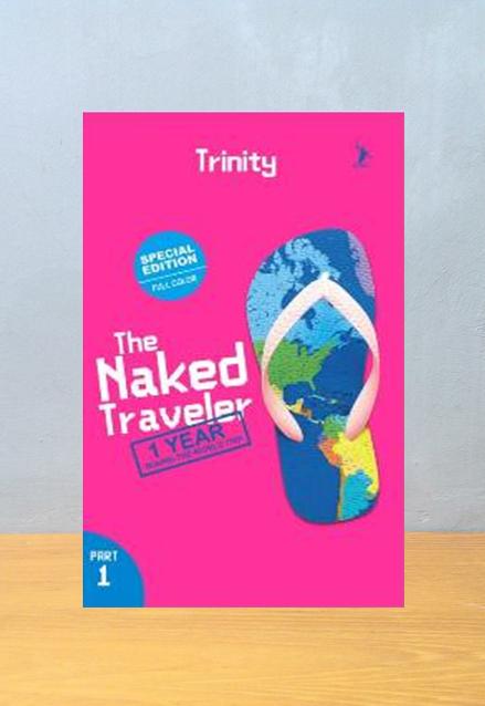 TNT 1 YEAR ROUND THE WORLD TRIP PART 1, Trinity