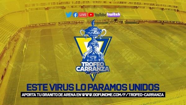 Sigue en directo el Málaga - Deportivo del Trofeo Carranza de FIFA 20