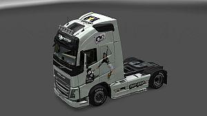 Hip Hop skin for Volvo 2012