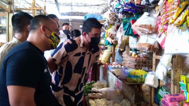 Mantu Jokowi Serap Aspirasi Pedagang: Jangan Janji-janji Pas Kampanye Saja