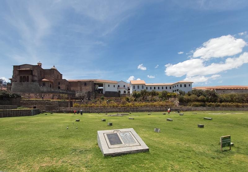 O que fazer em Cusco: Templo Qorikancha