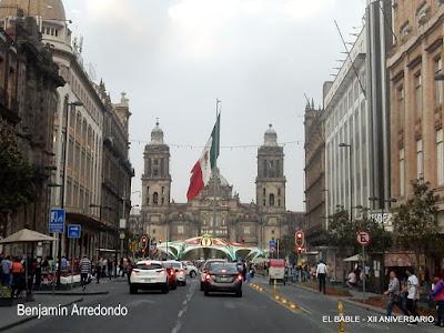 La historia de la Catedral Metropolitana de la Asunción de la Santísima Virgen María a los cielos de la Ciudad de México. Noticias en tiempo real
