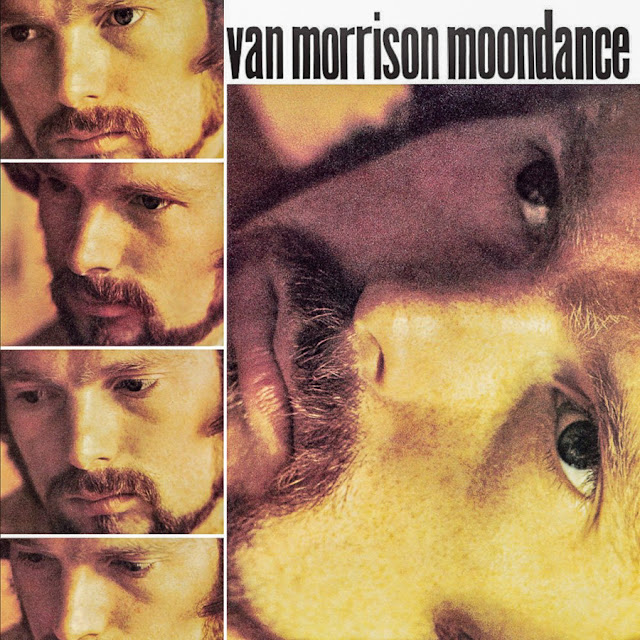 """""""Moondance"""", disco de Van Morrison"""