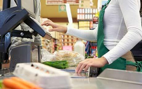 Super Market ζητά άτομο για την θέση του ταμία