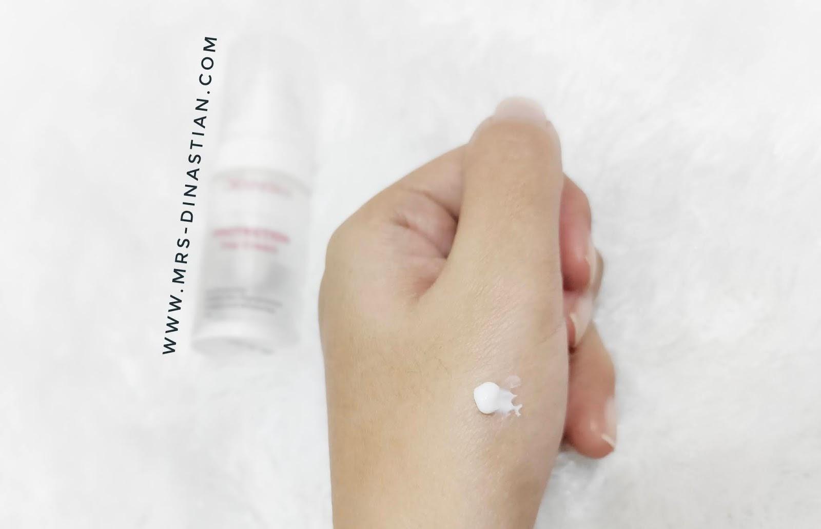 Tekstur Elsheskin Protection Day Cream For Normal Skin