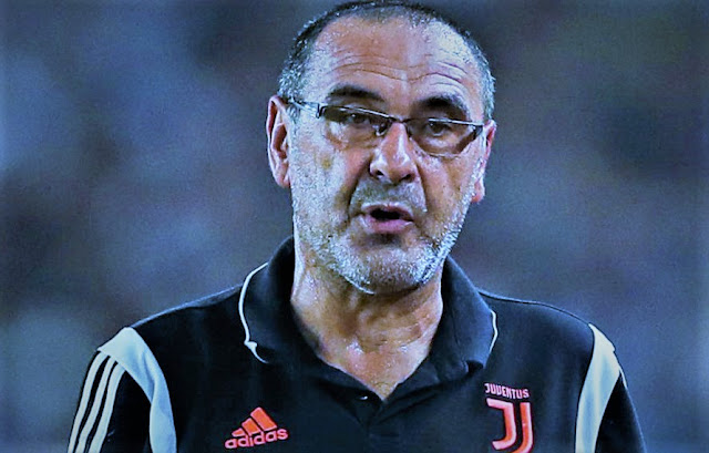 Sports: Juventus Coach reacts To Ronaldo's Action