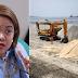 Sen. Nancy Binay, Pinapatigil ang Paglalagay ng White Sand sa Manila Bay