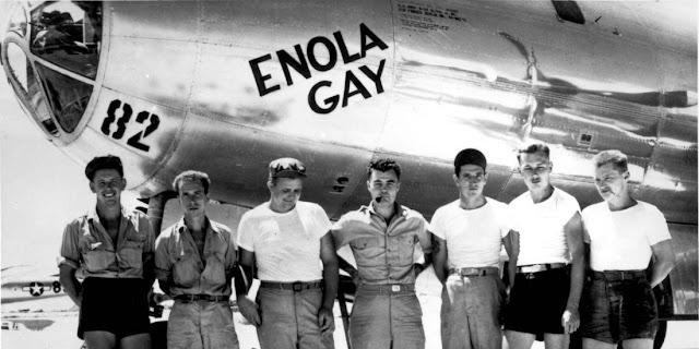 Pesawat pembawa bom atom