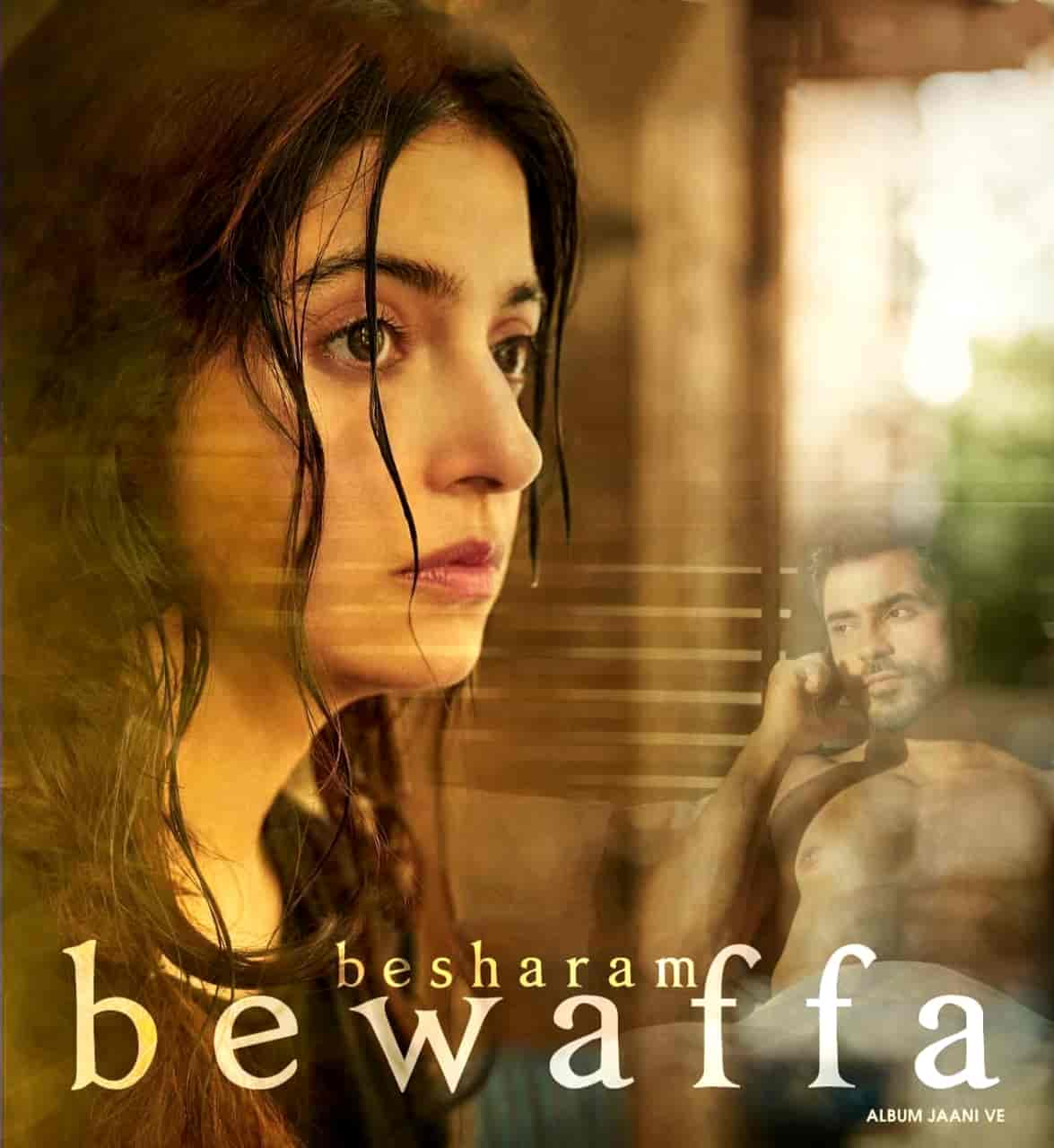 Besharam Bewaffa Hindi Song Image Features Divya Khosla Kumar