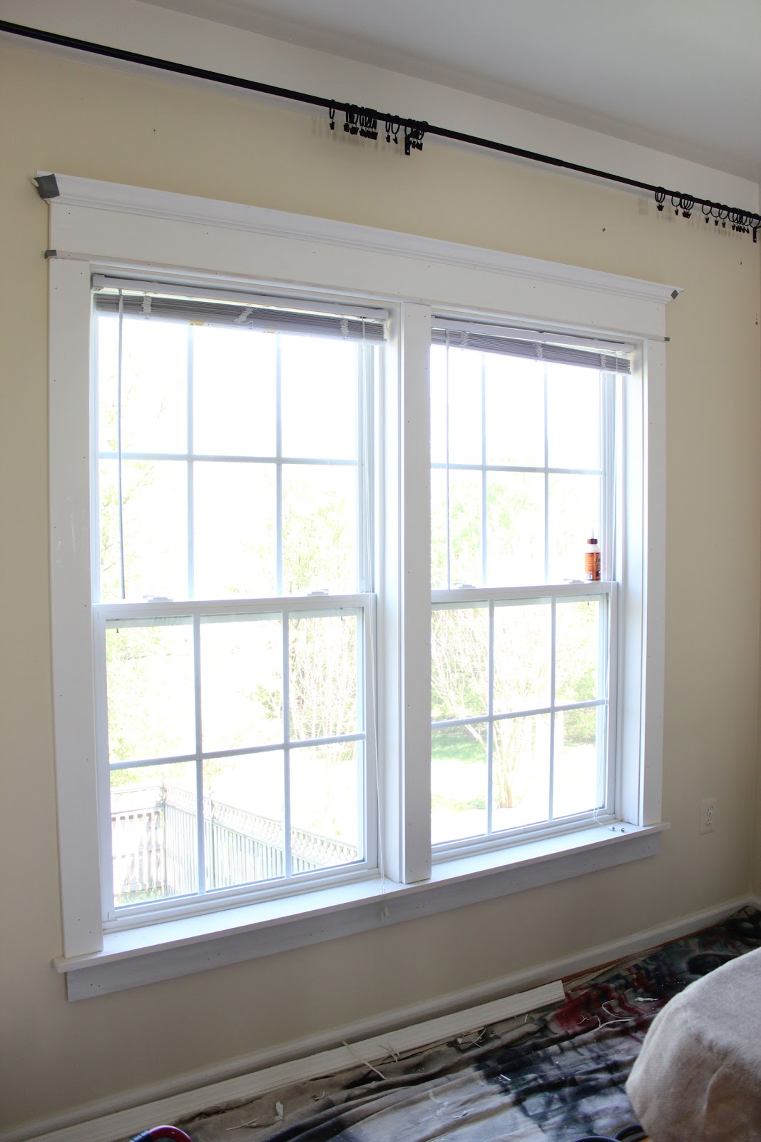 How To Install Trim On A Double Window Remodelando La Casa