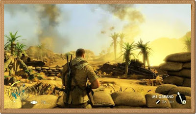 Sniper Elite 3 PC Games Gameplay