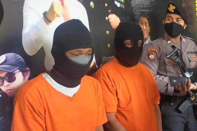 10 kali masuk penjara, pencuri asal Mataram kembali diborgol