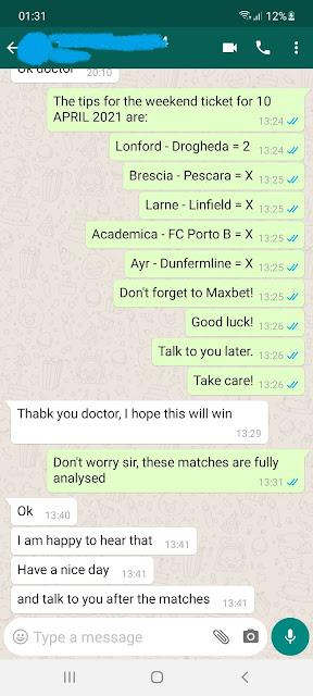 doctor1x2 ticket 10.04.2021
