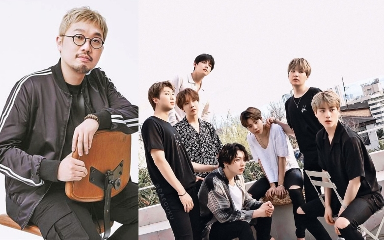 BTS Producer, Pdogg Becomes Korean Producer with the Largest Income in 2019